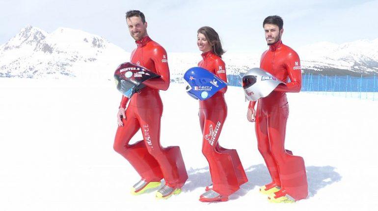 ski alpin descente