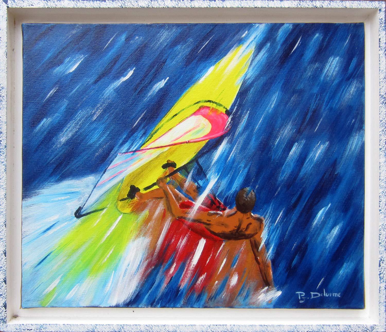 windsurf art
